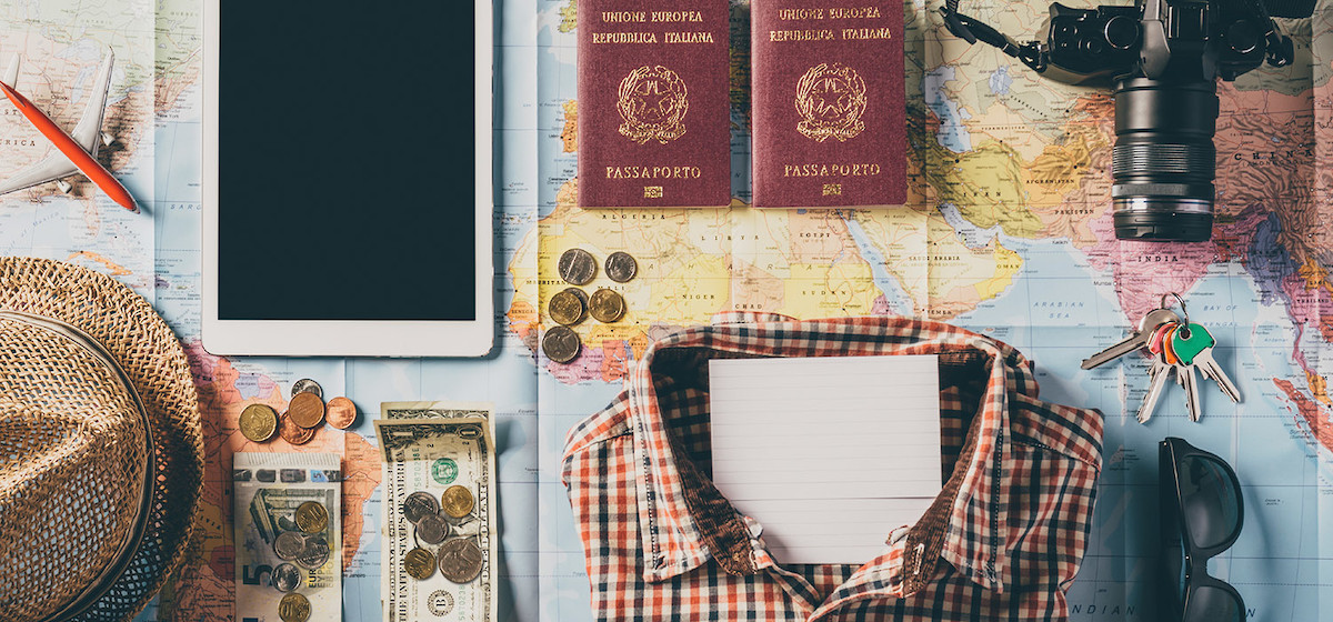 What to Bring When Traveling