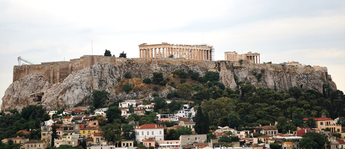 Travel Insurance for Greece Trips