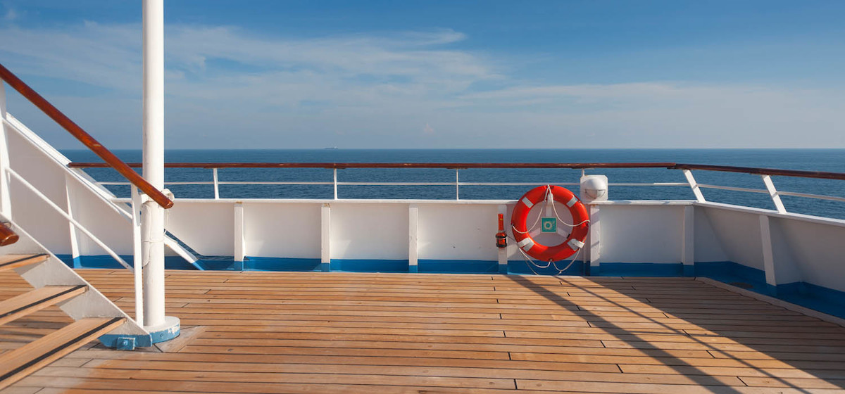 Seasickness on Cruise