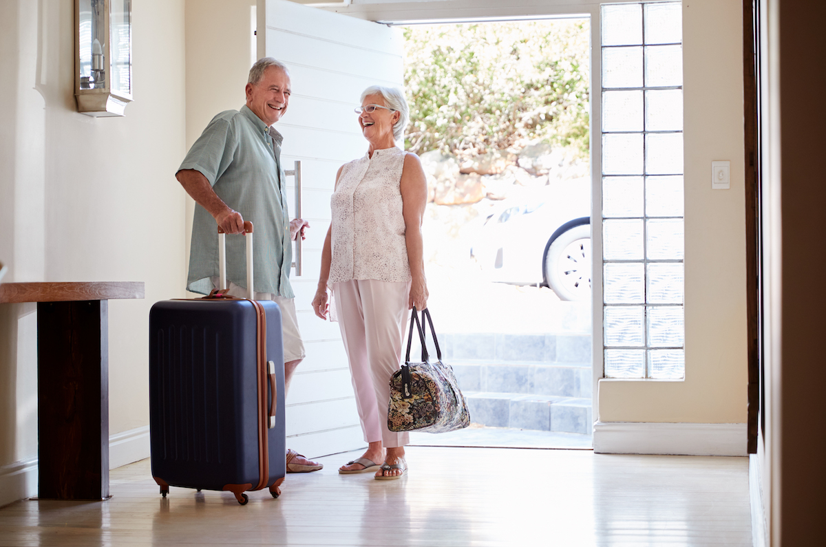 Luggage Forward Delivery Service for Travelers