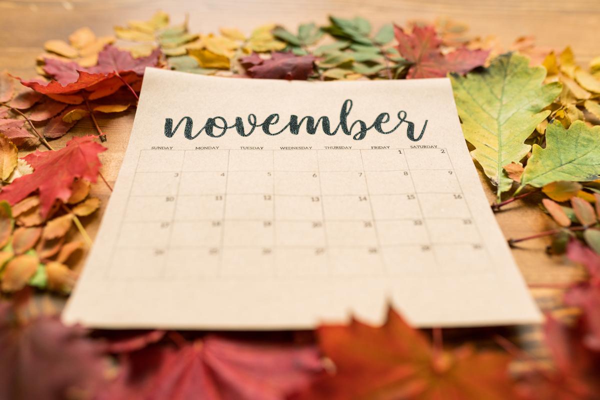 Best November Travel Destinations