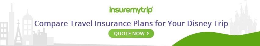 Disney Vacation Insurance CTA