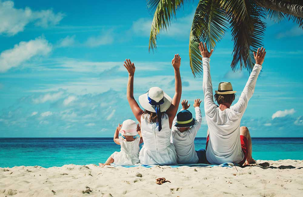 Best Family-Friend Beach Vacation Destinations