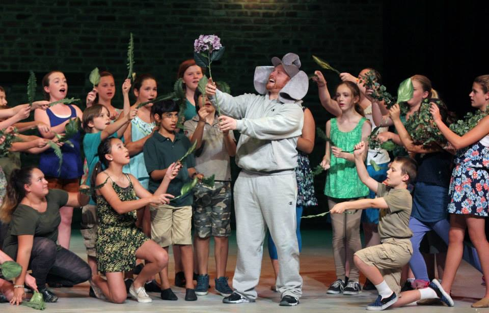 Camp Broadway for Kids