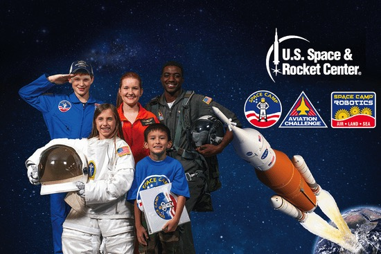 Space Camp for Kids Huntsville Alabama