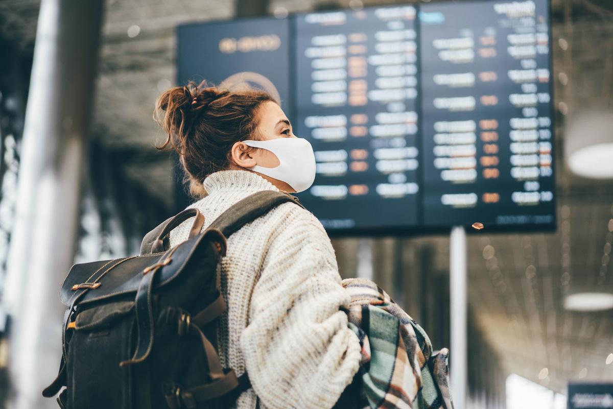 Countries Causing the Most Coronavirus Anxiety in US Travelers