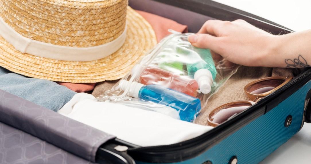 TSA 3-1-1 Liquid Rule Quart-Sized Bag