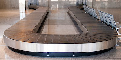 Empty Conveyor Belt