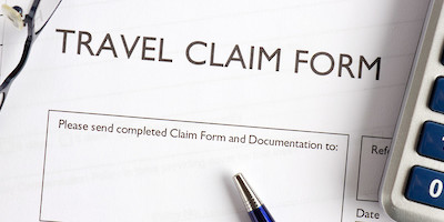 Travel Insurance Claim Form to Be Filled Out