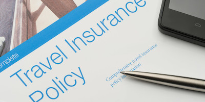Travel Insurance Policy Document Information